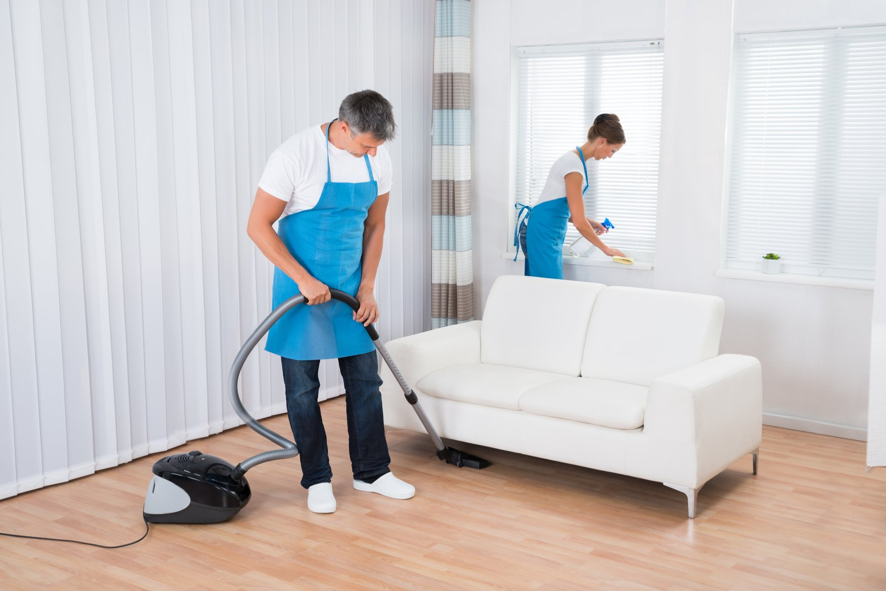 Home & Villa Cleaning Employees