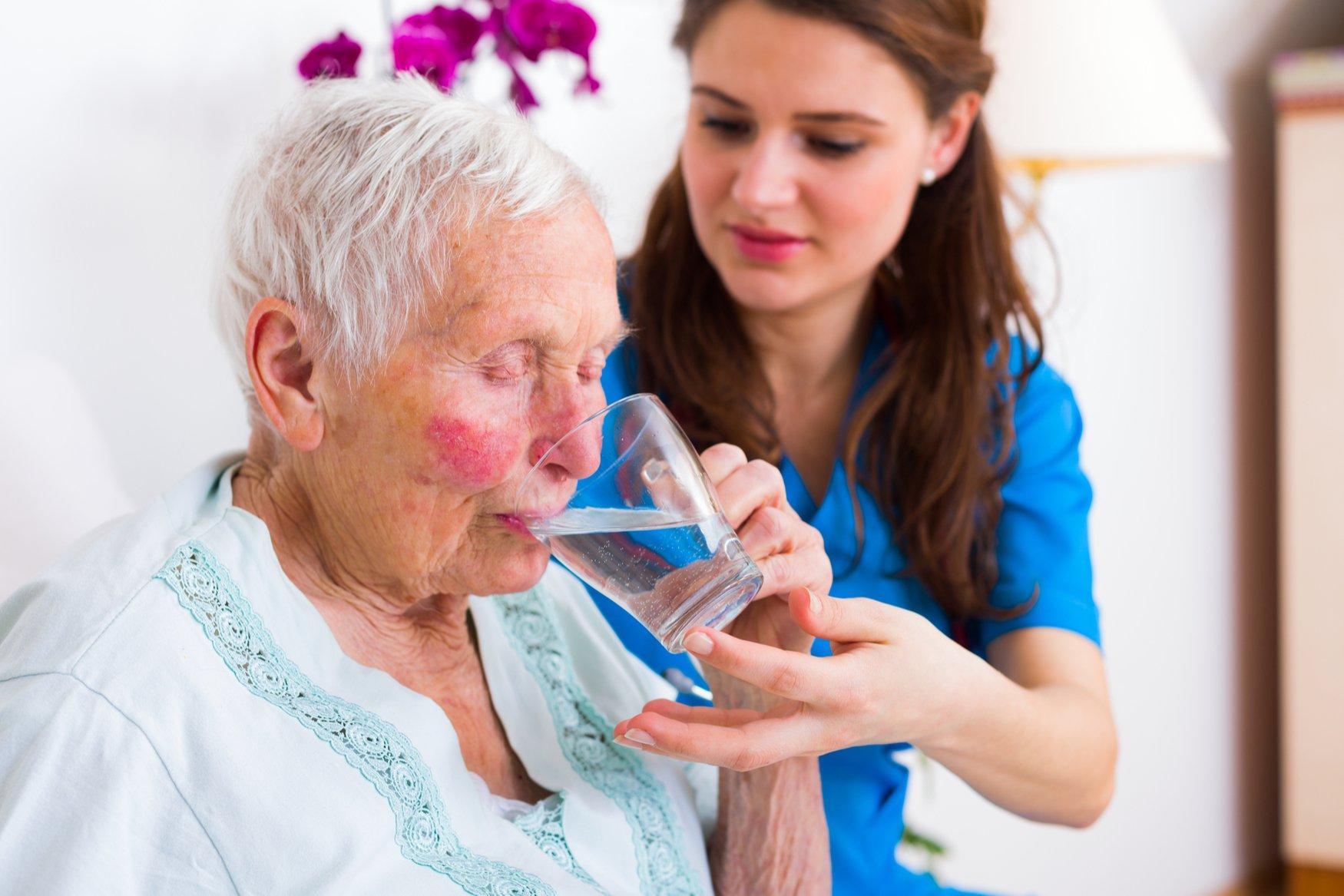 Demans Hasta Bakıcısı