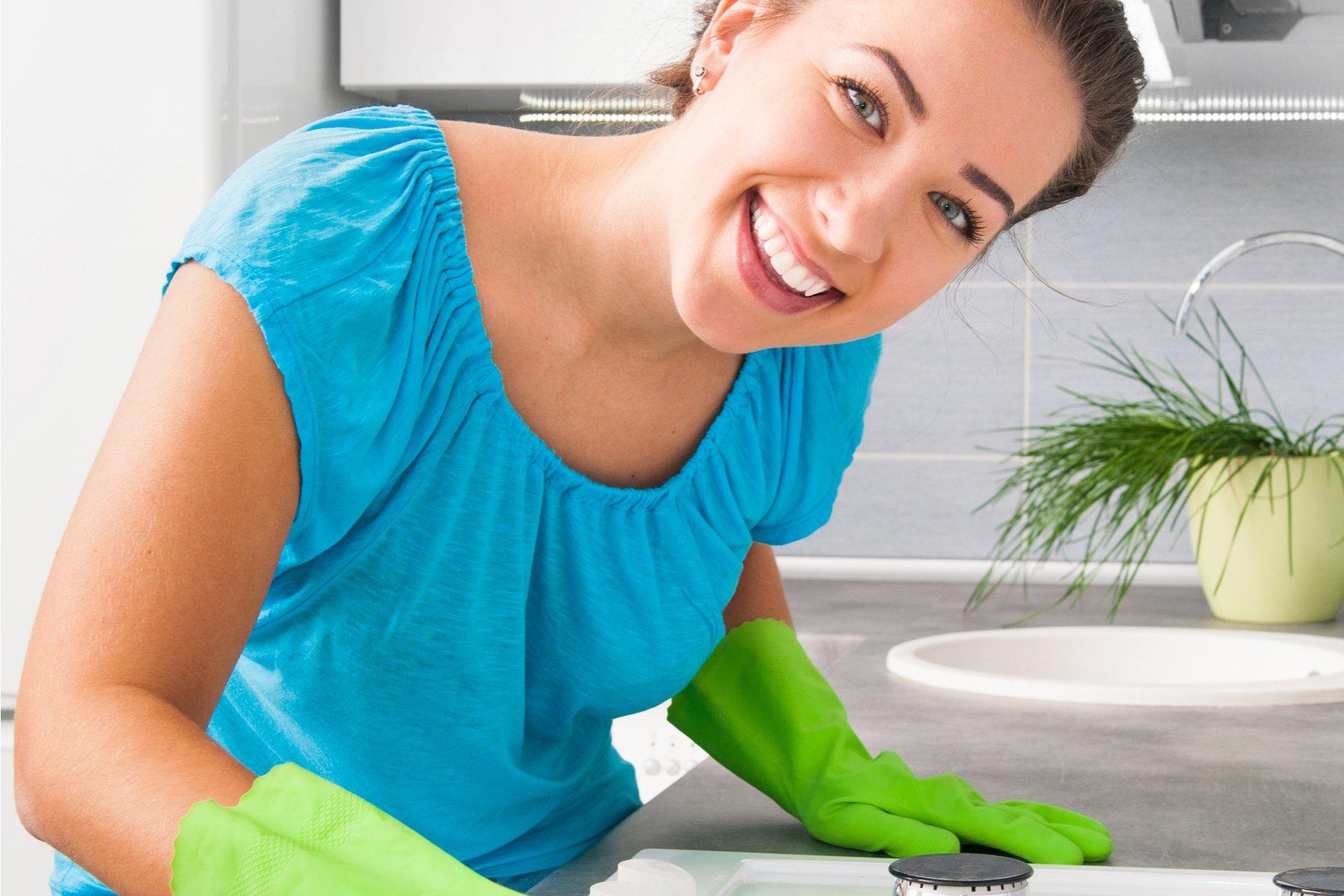 Ev İşlerine Temizlik Elemanı