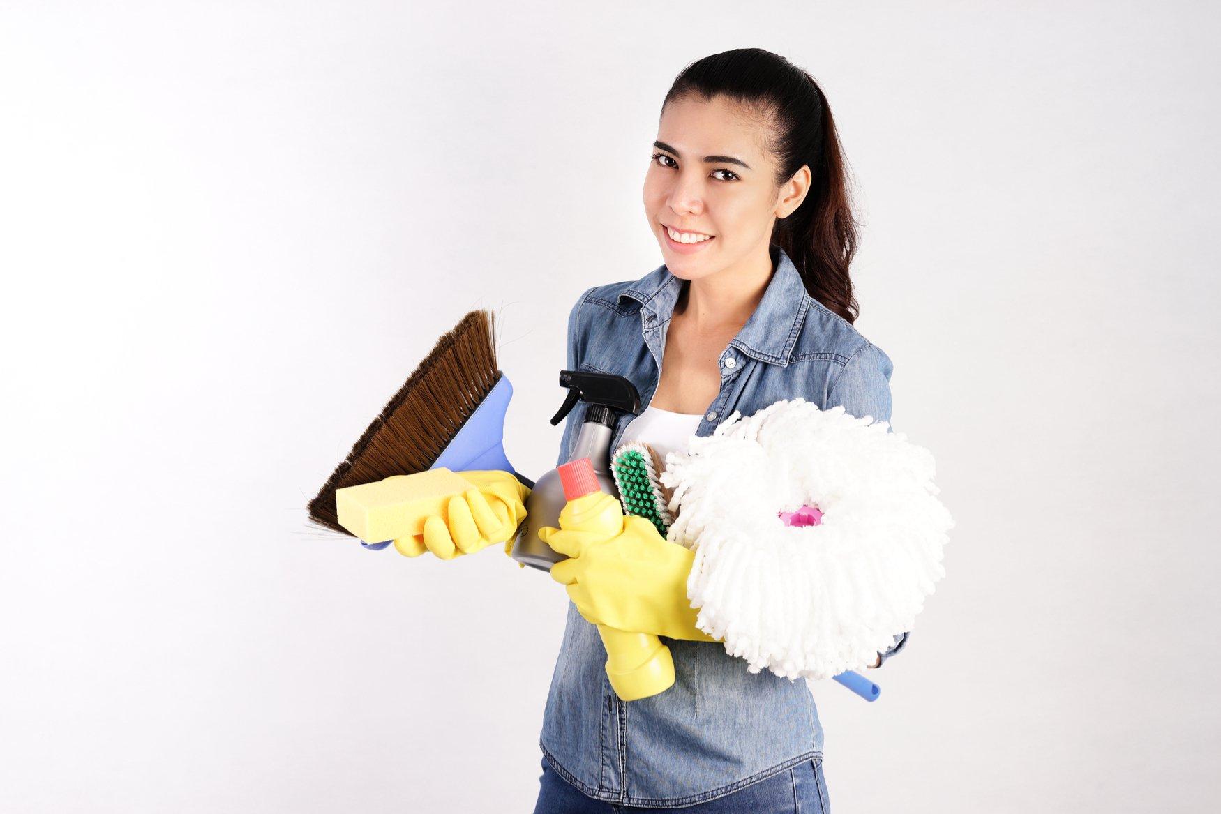 Part-Time Temizlik Elemanları